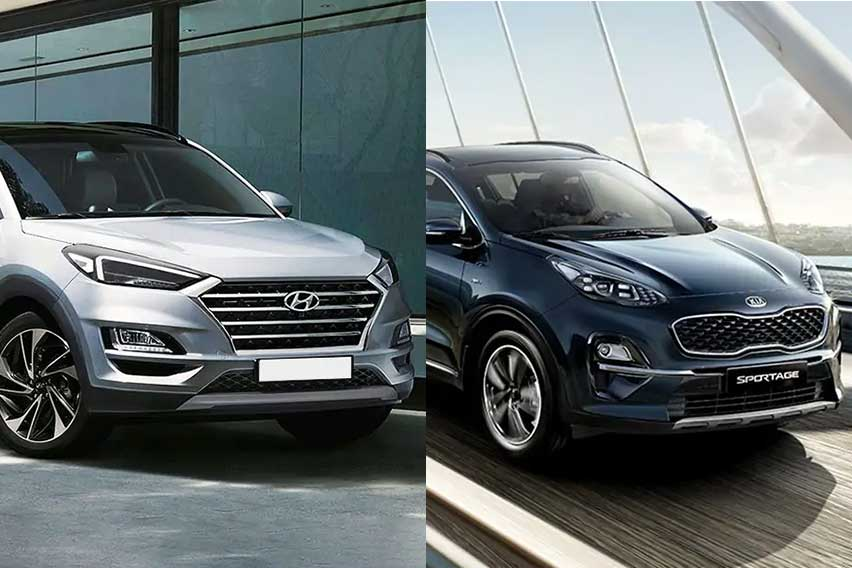 Hyundai-Tucson-Kia-Sportage