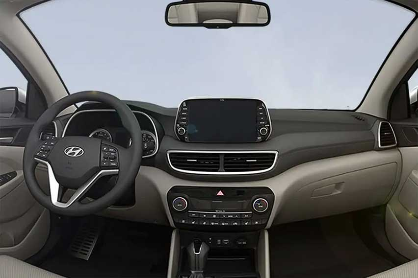 Hyundai-Tucson-interior