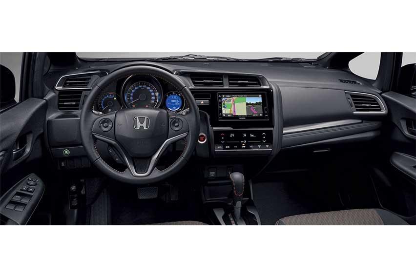 Third-generation-Honda-Jazz-interior