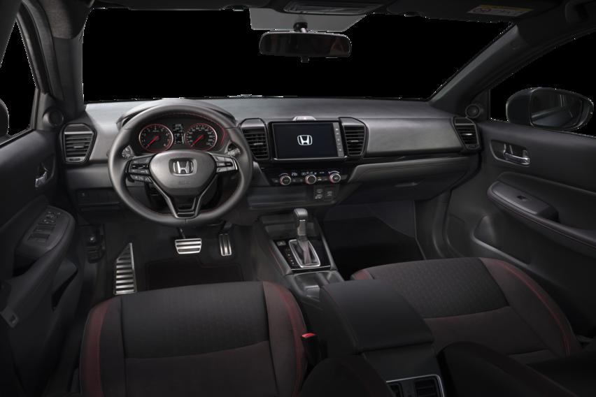 All-new Honda City Hatchback dashboard