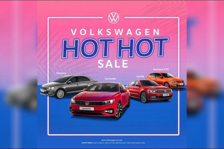 Volkswagen Hot Hot Sale