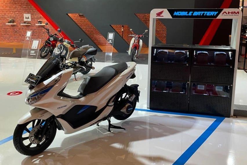 harga Honda PCX electric