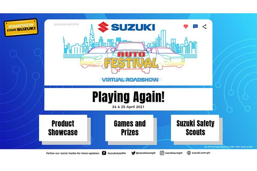 Suzuki-Auto-Festival-Virtual-Road-Show