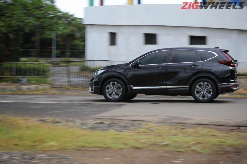 Honda Sensing CR-V