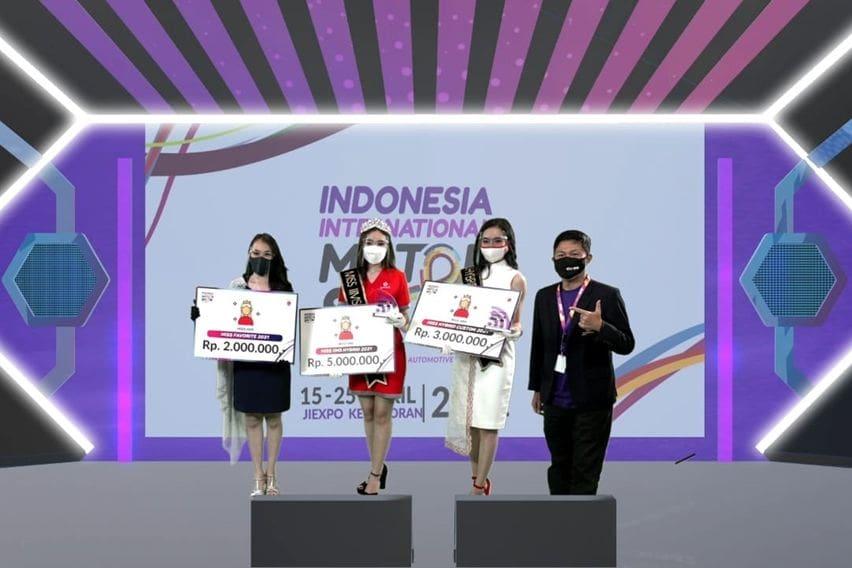 IIMS miss award