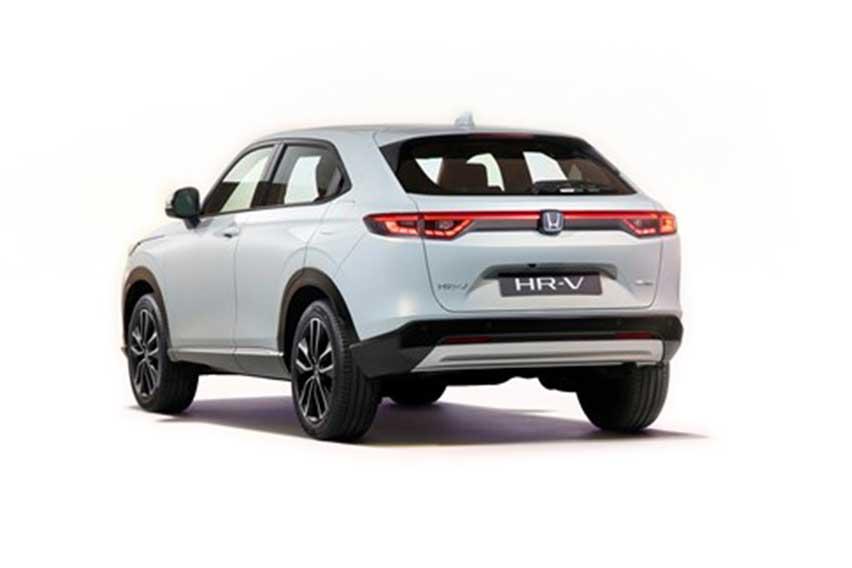 All-new-Honda-HR-V-rear