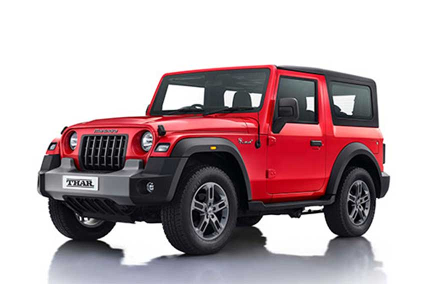 Things look good forIndian multinational automotive manufacturing corporation, Mahindra & Mahindra Ltd. (M&M), as its new Thar 4X4 SUV cross 50,000 bookings in just six months.