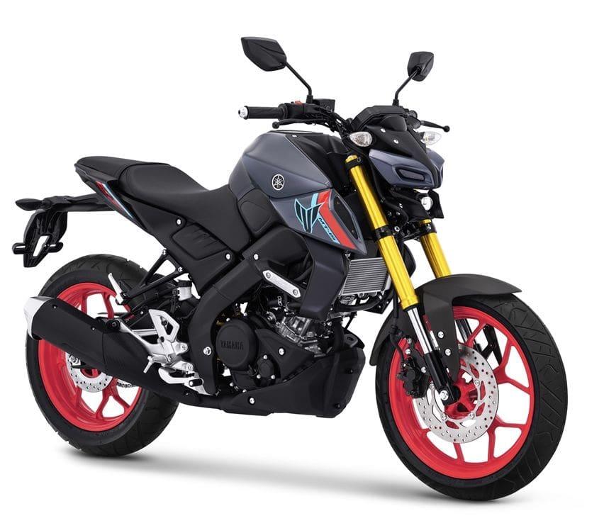 Yamaha MT-15 2021