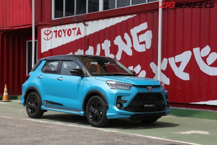 Toyota Raize GR Sport