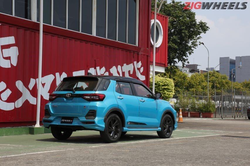 harga Toyota raize GR