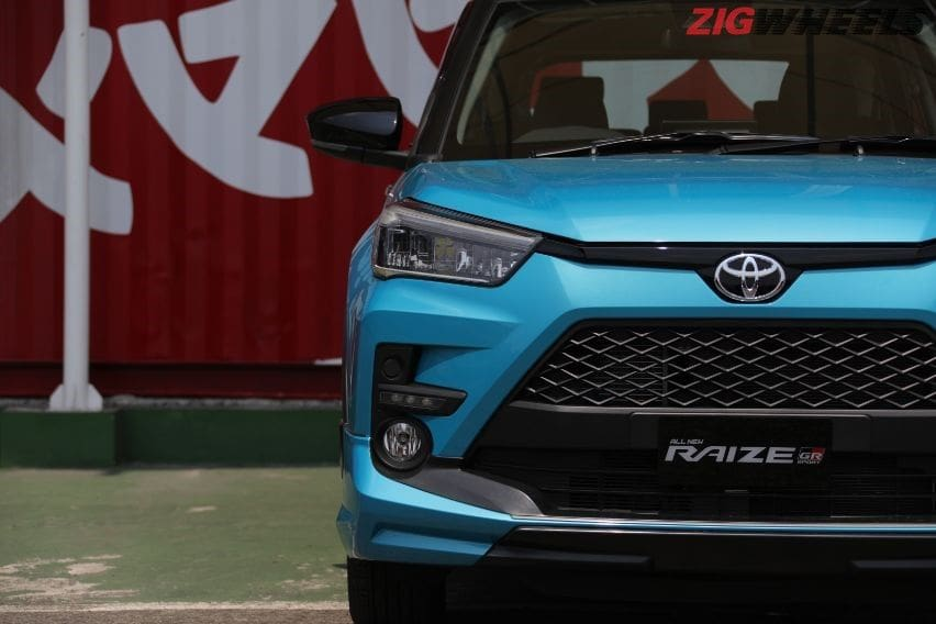 Toyota Raize GR Sport 2021