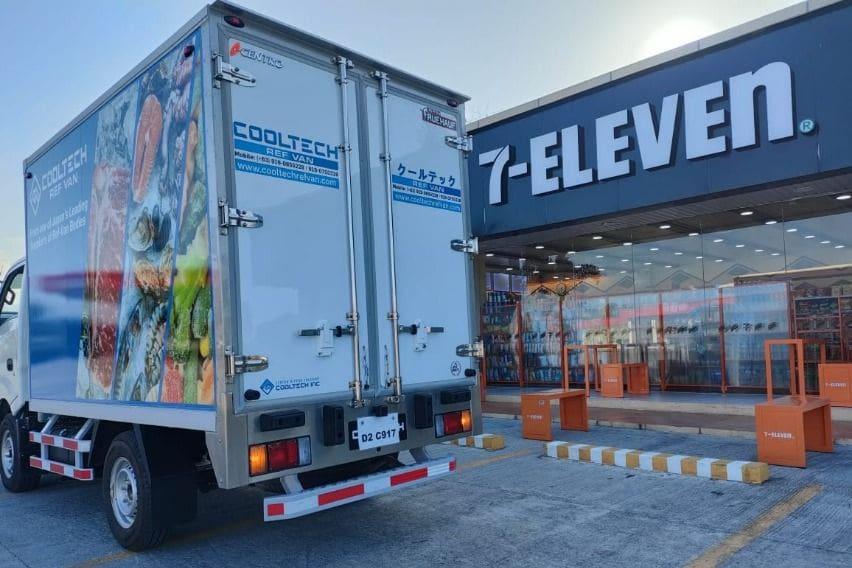 Centro Ref Van