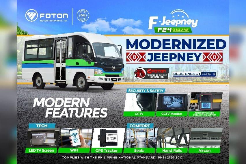 Foton F-Jeepney