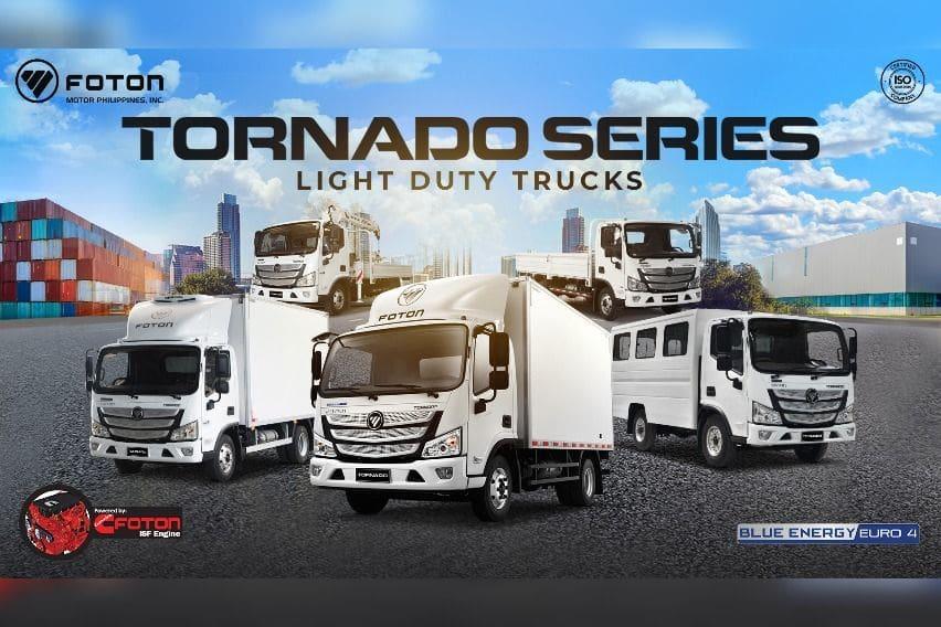 Foton Tornado Series