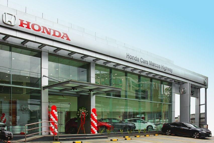 Honda Cars Marcos Highway dealership