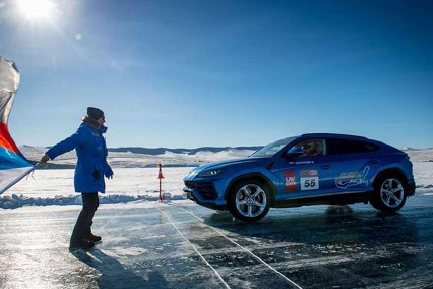 lamborghini-Urus-sets-record-on-ice-2