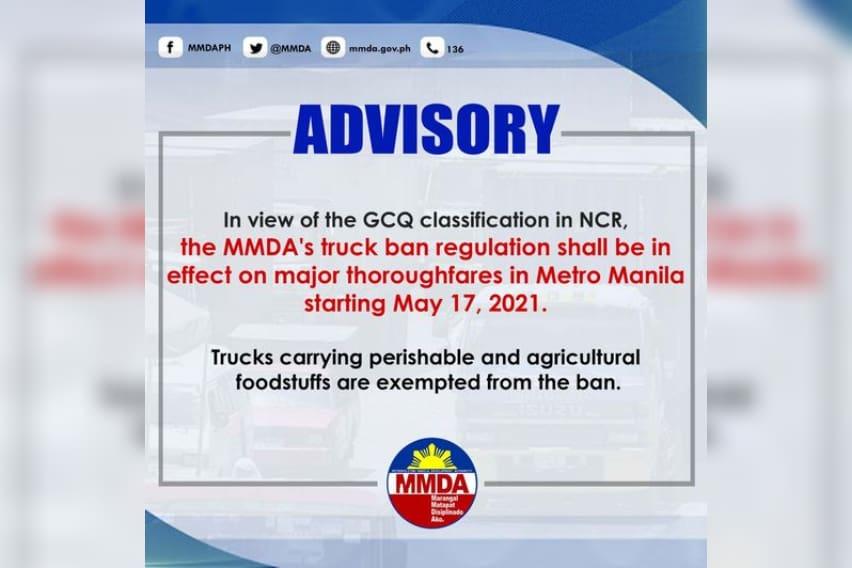 MMDA-GCQ-announcement