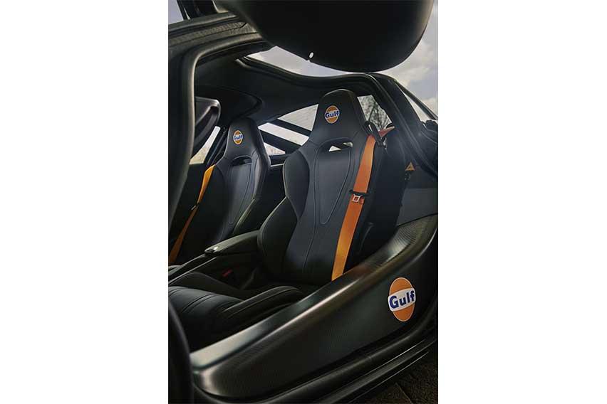 McLaren-720S-Gulf-interior