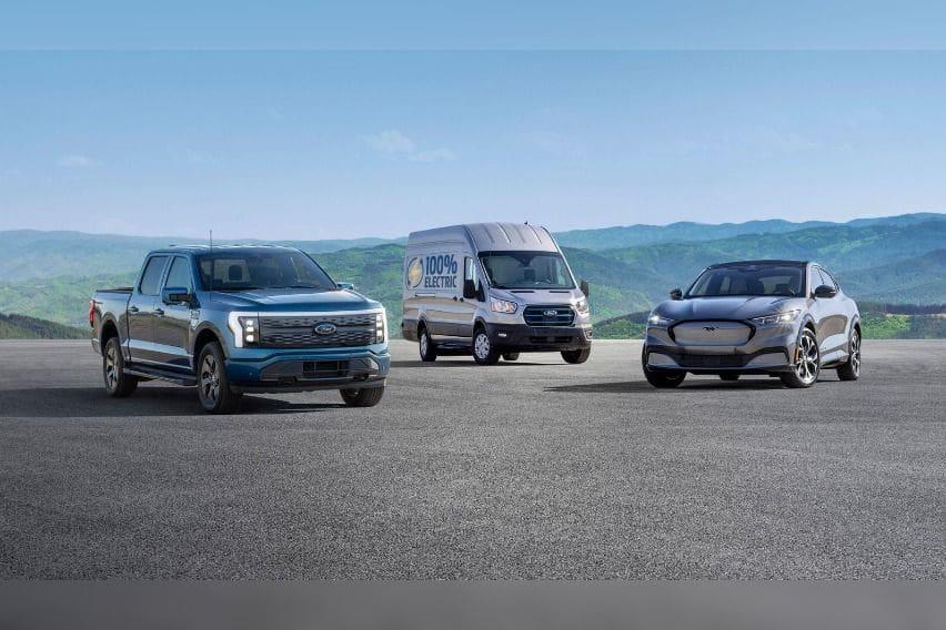 Ford-EV-family