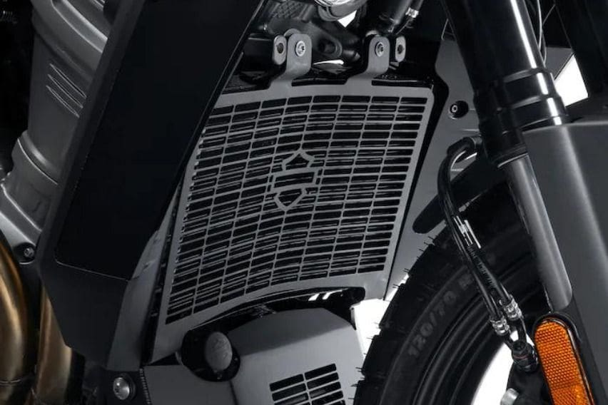 2021 Harley Davidson Pan America Special 1250 radiator shield
