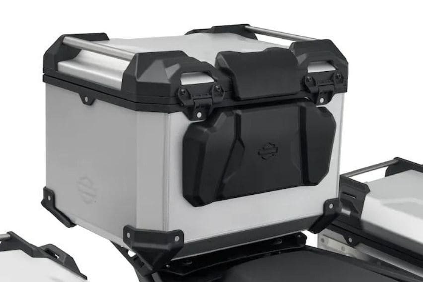 2021 Harley Davidson Pan America Special 1250 backrest pad