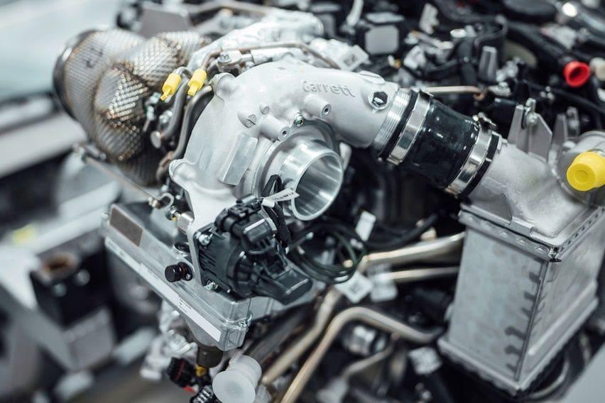 mercedes turbo