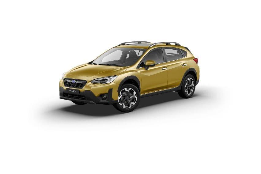 The New Subaru XV