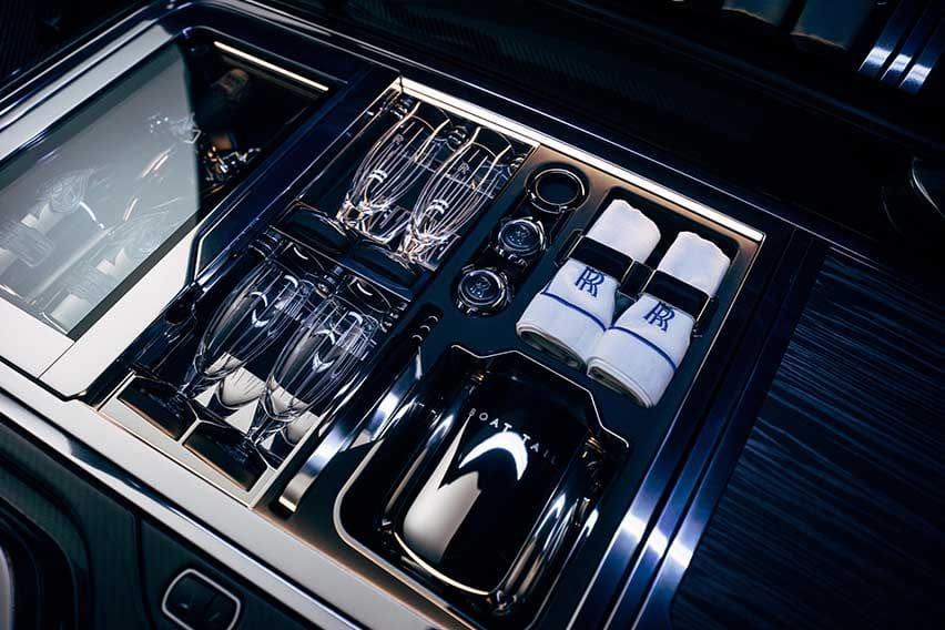 Rolls-Royce Boat Tail