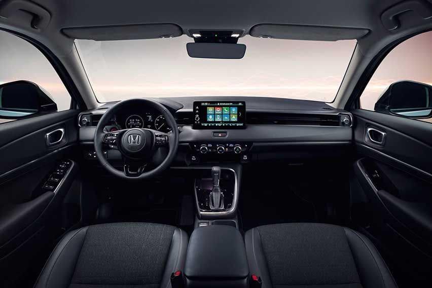 honda-hybrid-hr-v-interior