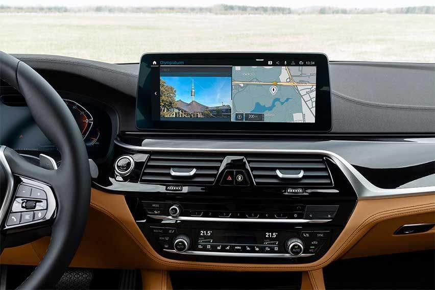 BMW-Maps