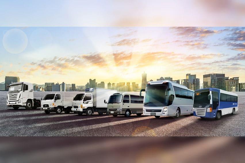 Hyundai commercial vehicles