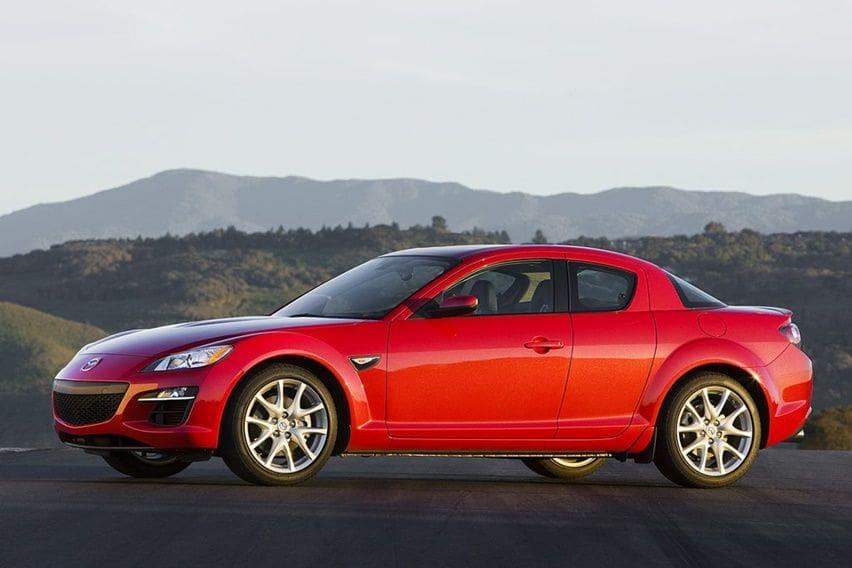 Mazda RX-8 seken