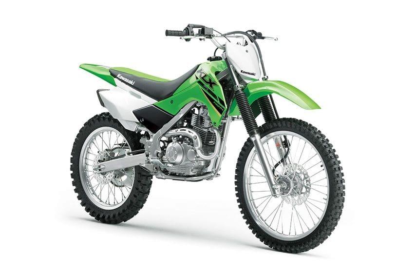 Kawasaki KLX140R F