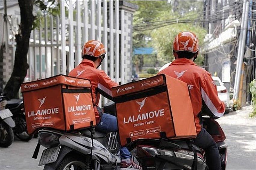 Lalamove riders