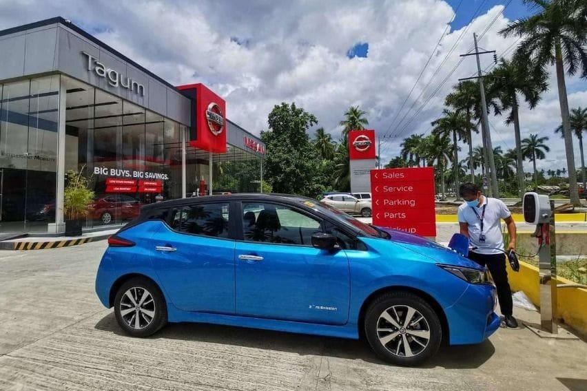Nissan Tagum dealership